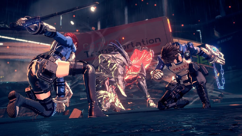 Astral Chain Chimères