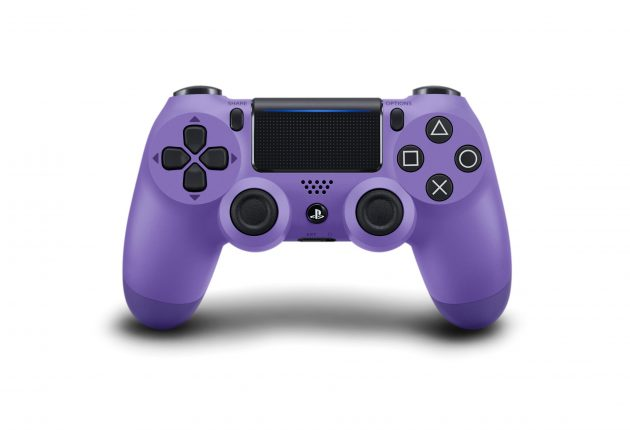 La manette DualShock 4 Electric Purple
