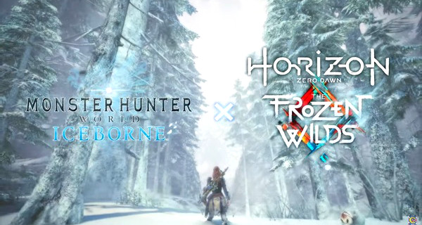 Monster Hunter World: Iceborne aura une collaboration avec Horizon Zero Dawn: The Frozen Wilds