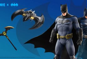 Fortnite : Le cross-over avec Batman confirmé