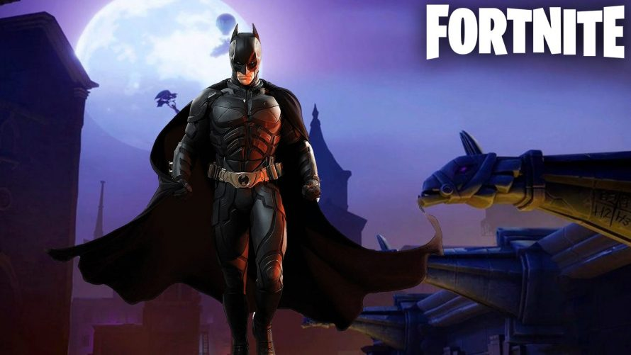 RUMEUR | Fortnite : Un cross-over avec Batman en approche ?