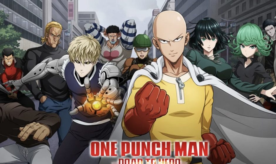 Le jeu mobile One Punch Man: Road to Hero est disponible sur Android et iOS