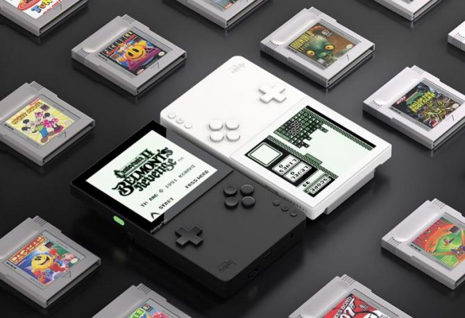 Voici la Analogue Pocket, une nouvelle console qui lit les cartouches GameBoy et GameBoy Advance