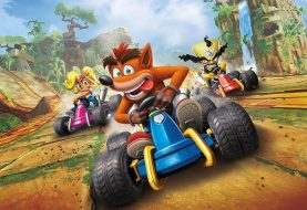 Crash Team Racing Nitro-Fueled : Détails du Grand Prix 7 au pays de la rouille