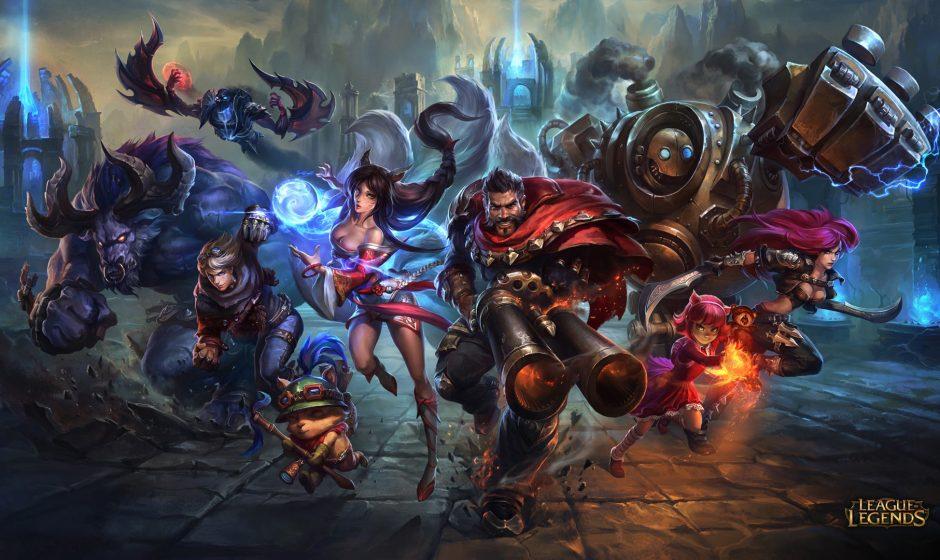 League of Legends : Un nouveau MOBA, un jeu de cartes, un Versus Fighting et une série animée dévoilés