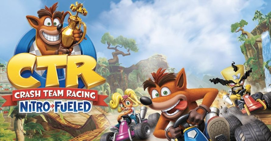 Activision dévoile le 5ème Grand Prix de Crash Team Racing Nitro-Fueled