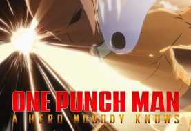Une date de sortie pour One Punch Man: A Hero Nobody Knows