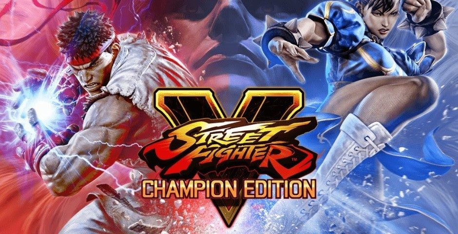 Une Champion Edition pour Street Fighter V