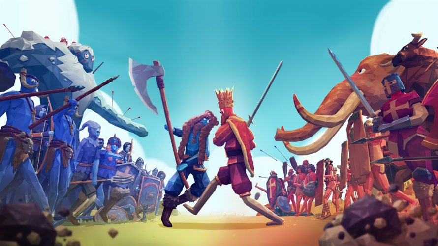 Totally Accurate Battle Simulator est disponible gratuitement en téléchargement sur PC (Epic Games Store)