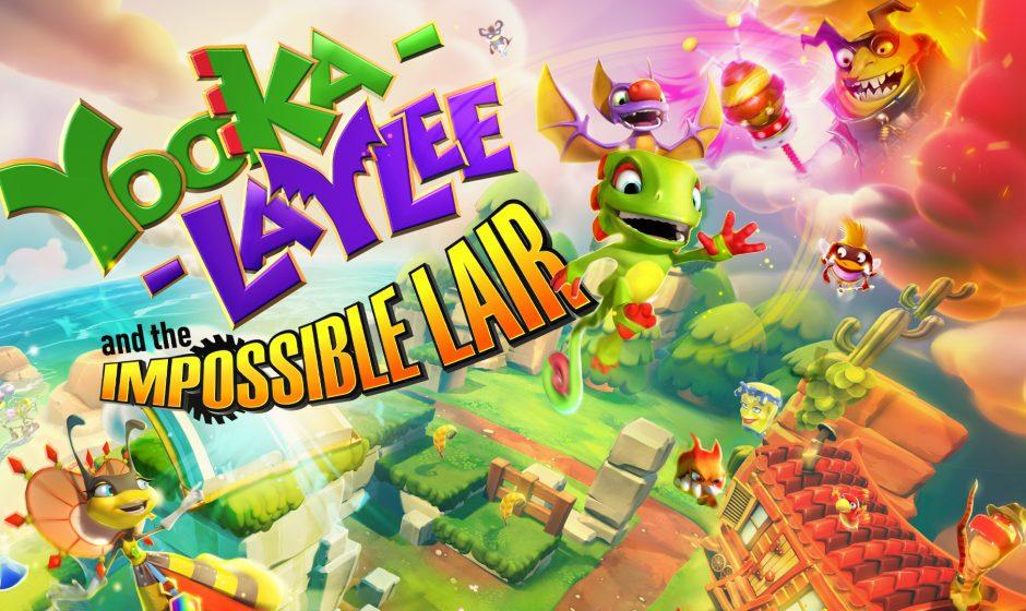 Yooka-Laylee and the Impossible Lair est disponible gratuitement en téléchargement sur PC (Epic Games Store