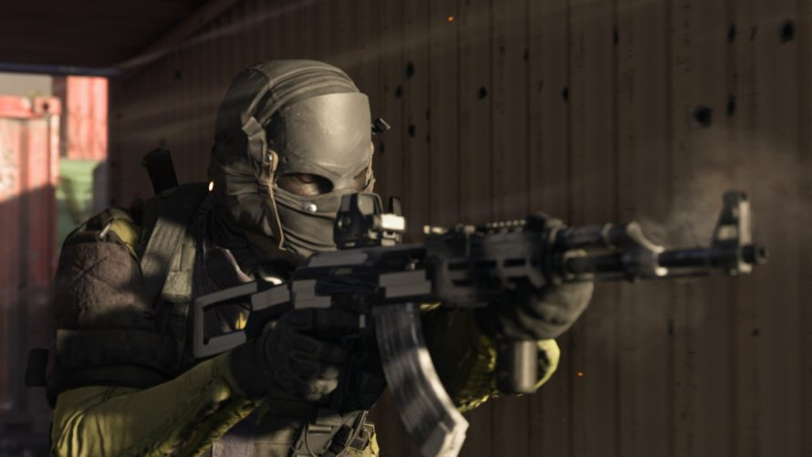 Call of Duty: Modern Warfare – Le mode Grind (Call of Duty: Ghosts) fait son grand retour