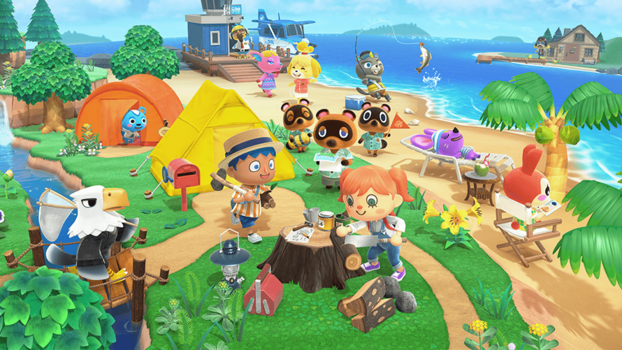 GUIDE | Animal Crossing: New Horizons – Comment obtenir des outils plus robustes (pelle, filet, canne à pêche, hache…)
