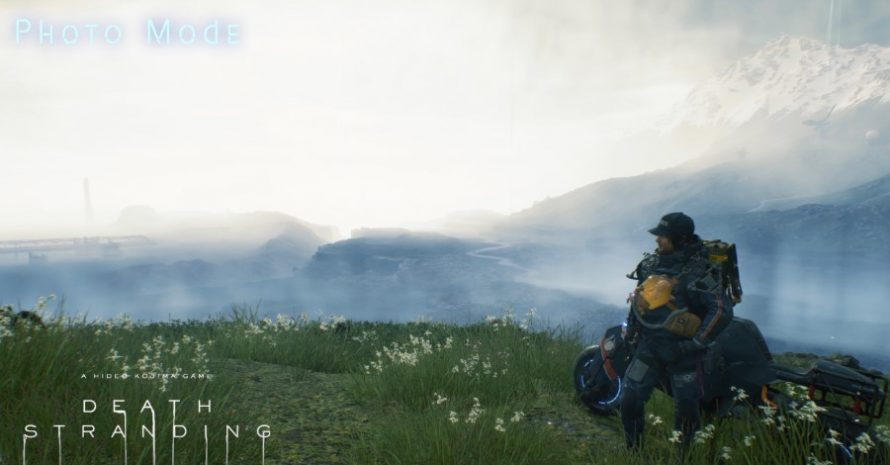 Death Stranding : la mise à jour 1.12 (incluant le Mode Photo) est disponible