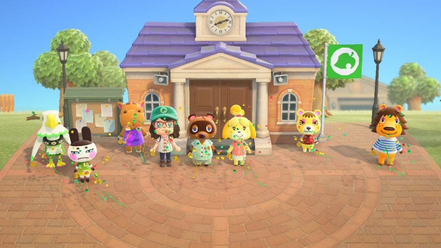 GUIDE | Animal Crossing: New Horizons – Comment changer l'hymne de son île
