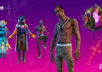 Fortnite - L'événement concert de Travis Scott explose les records