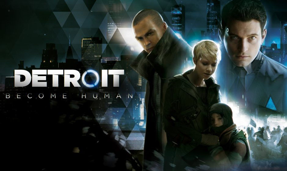 Heavy Rain, Beyond: Two Souls et Detroit: Become Human trouvent une date de sortie sur Steam