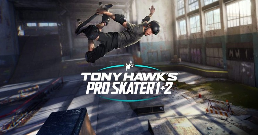 Activision annonce Tony Hawk's Pro Skater 1+2