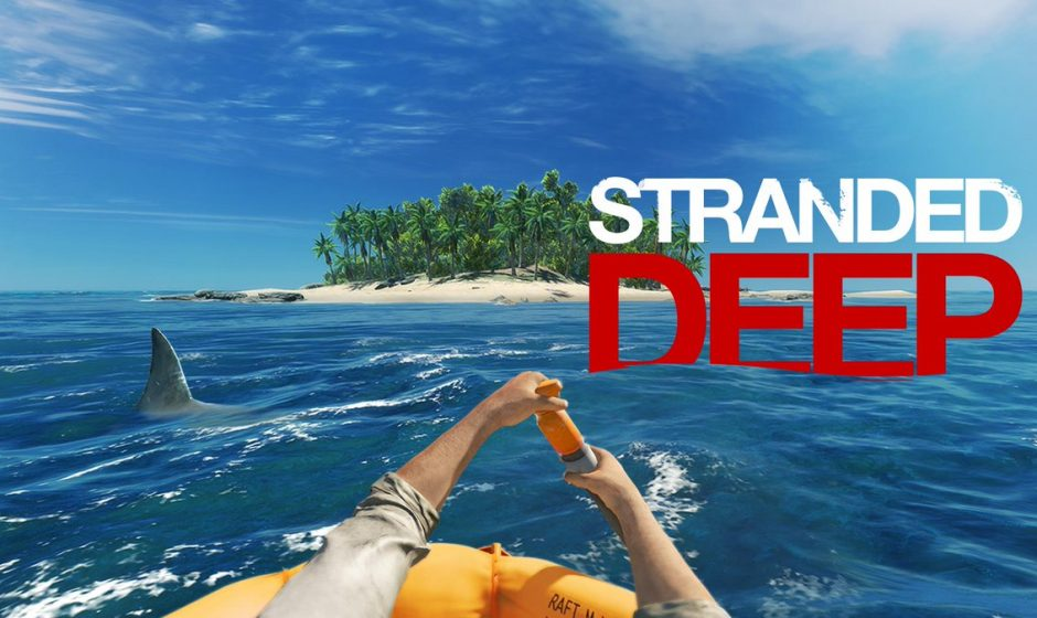 TEST | Stranded Deep - La survie en eaux troubles
