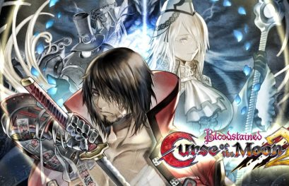 Koji Igarashi annonce Bloodstained: Curse of the Moon 2