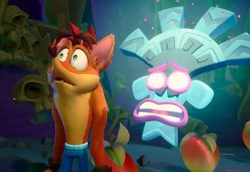 GUIDE | Crash Bandicoot 4: It's About Time - Où trouver la gemme bleue et son chemin bonus