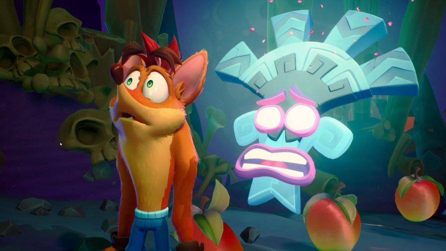 Activision annonce Crash Bandicoot 4: It's About Time et dévoile les premiers éléments (trailer, date de sortie, gameplay)