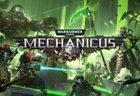 TEST | Warhammer 40.000: Mechanicus - [[ESTIMATION]] ++VALIDÉE