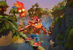 GUIDE | Crash Bandicoot 4: It's About Time - Où trouver la gemme verte et son chemin bonus