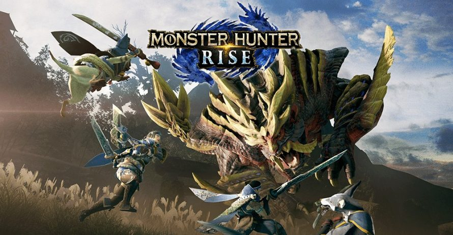 Capcom annonce Monster Hunter Rise sur Nintendo Switch (trailer, date de sortie, jaquette, etc.)