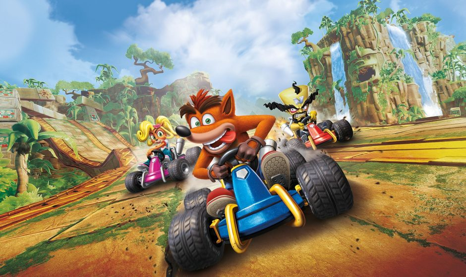 Beenox annonce la fin du suivi pour Crash Team Racing: Nitro-Fueled