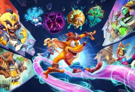 GUIDE | Crash Bandicoot 4: It's About Time - Où trouver la gemme jaune et son chemin bonus