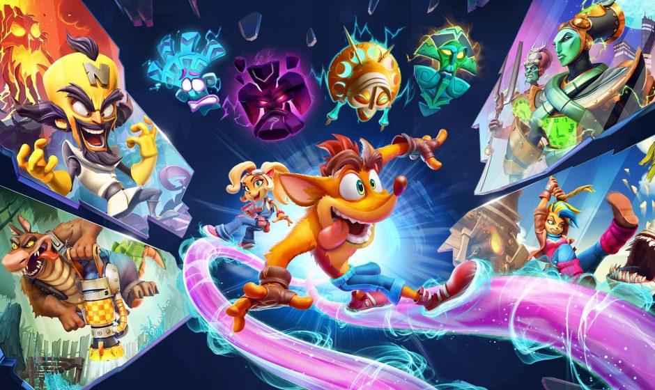 GUIDE | Crash Bandicoot 4: It's About Time - Où trouver la gemme jaune et son chemin bonus