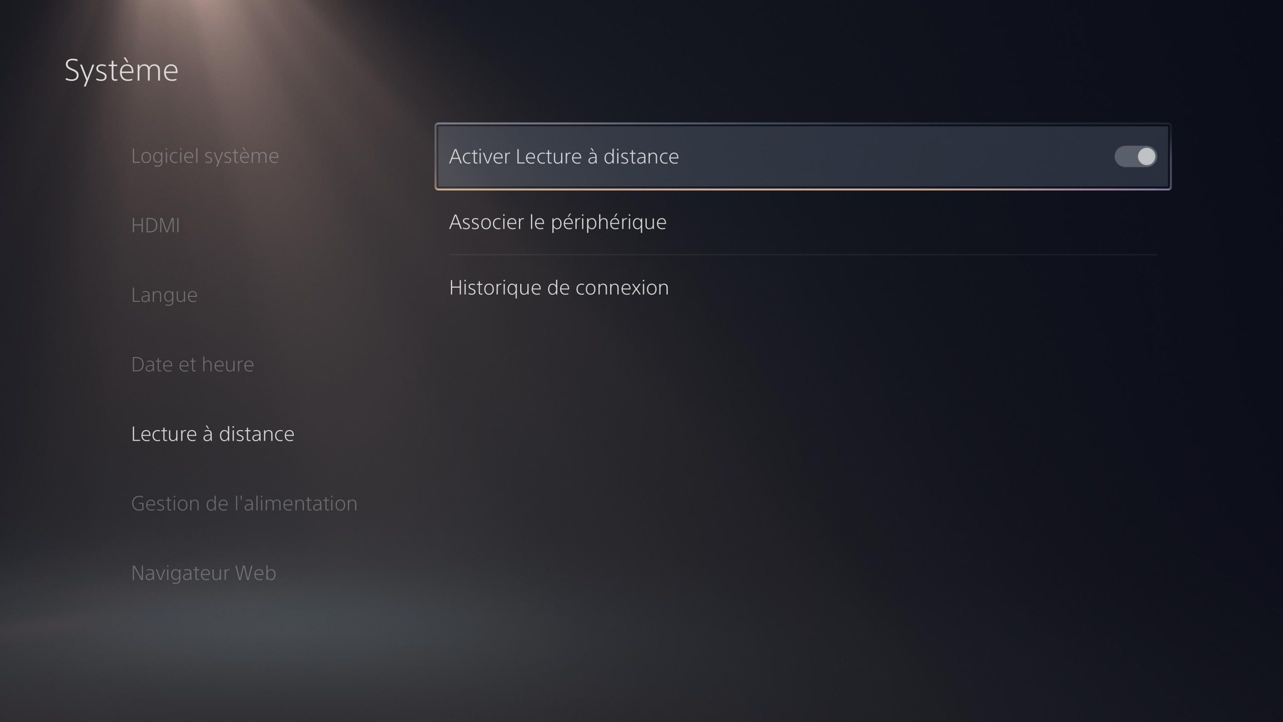Tuto  PS5 Remote Play PS4 1