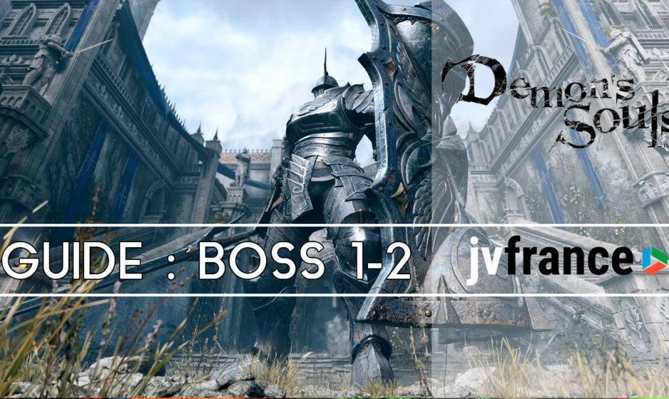 GUIDE | Demon's Souls : Comment battre le Chevalier de la tour (Boss du monde 1-2)