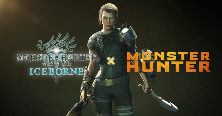 Monster Hunter World: Iceborne – Milla Jovovich débarque en tant qu'Artemis du film Monster Hunter