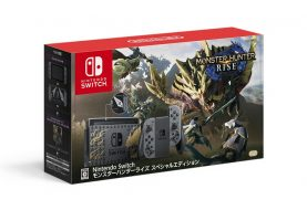 [MÀJ] Nintendo Switch : Un bundle spécial Monster Hunter Rise dévoilé