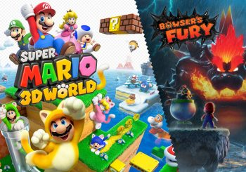 PREVIEW | On a testé Super Mario 3D World + Bowser's Fury sur Nintendo Switch