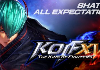 The King of Fighters XV - La liste des personnages jouables