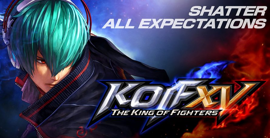 The King of Fighters XV – La liste des personnages jouables