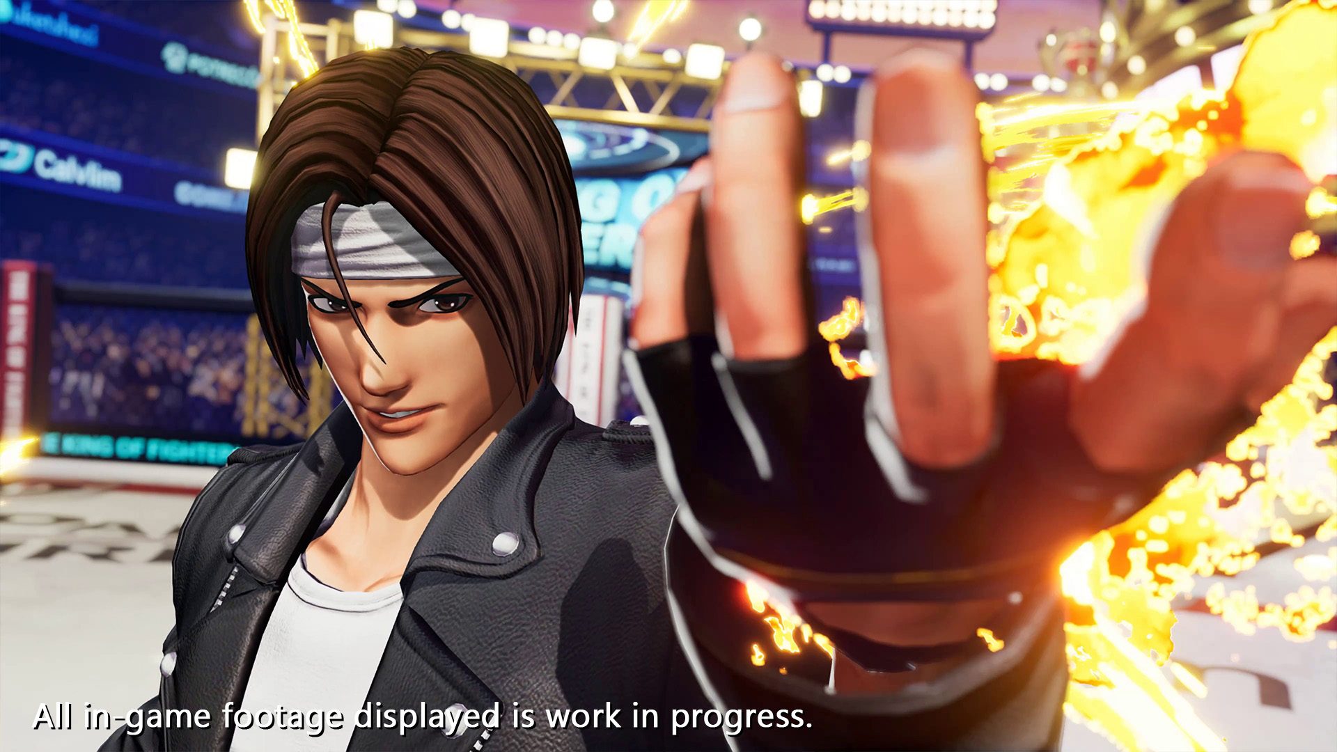 The King of Fighters 15-2