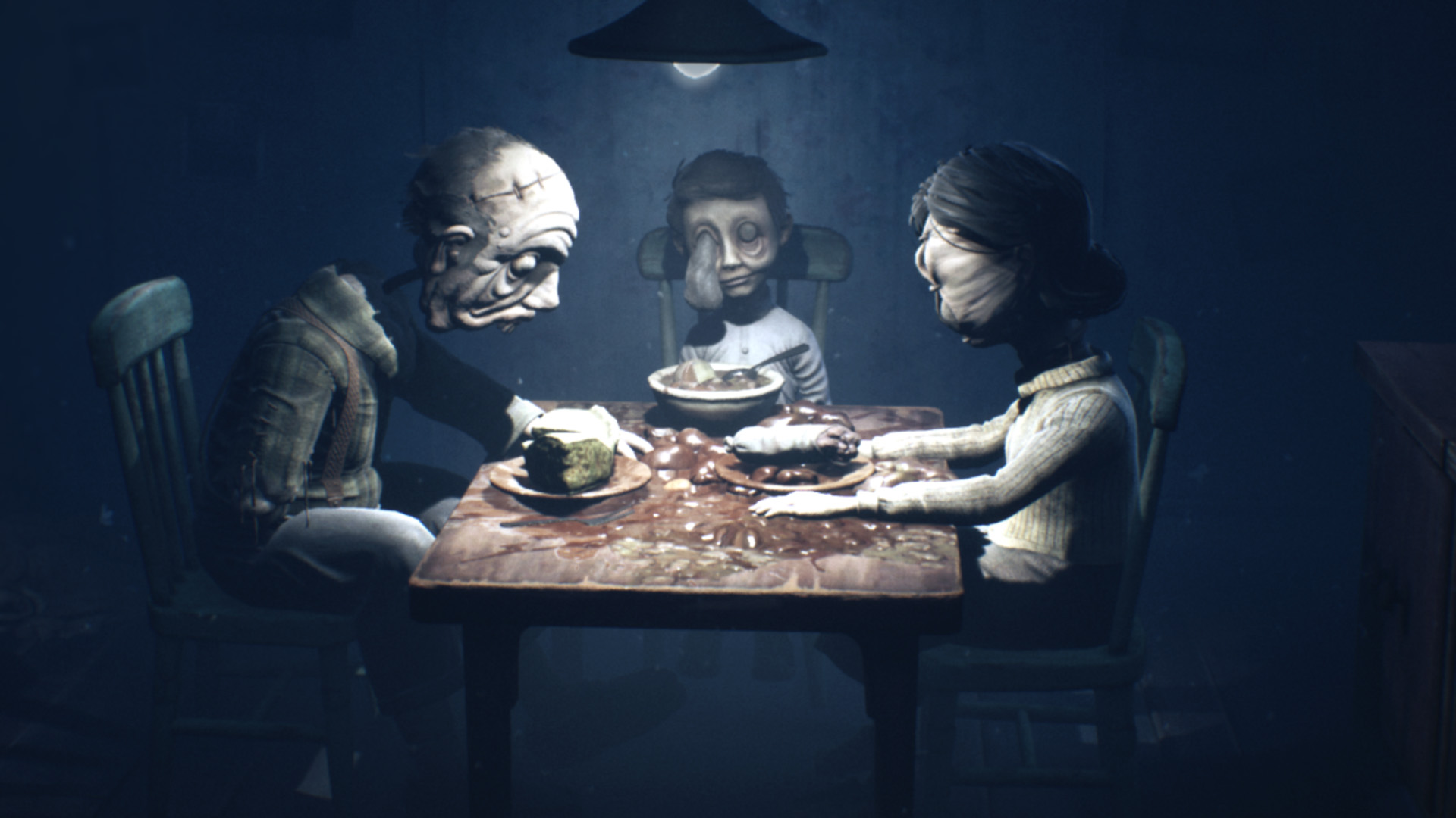 Little Nightmares 2 Table
