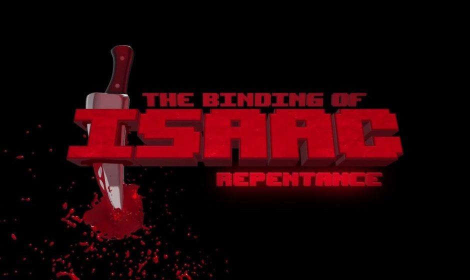 The Binding of Isaac: Repentance - Une date de sortie pour le dernier DLC du célèbre Rogue-lite