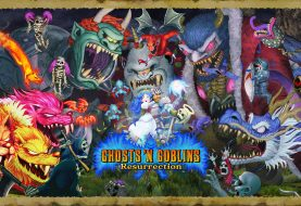 TEST | Ghosts 'n Goblins Resurrection - Prepare to Die