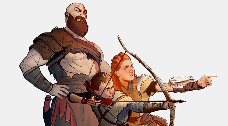 Horizon Forbidden West est toujours prévu pour 2021, pas d'info pour la suite de God of War sur PS5