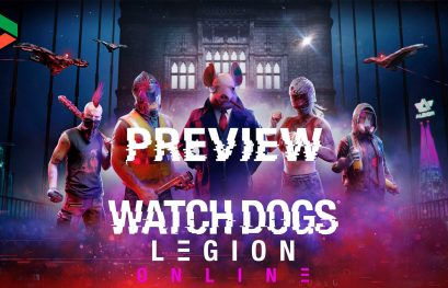 PREVIEW | On a testé le mode online de Watch Dogs Legion
