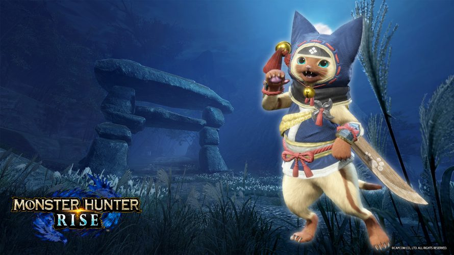 Monster Hunter Rise : la mise à jour 1.1.2 est disponible (patch note FR)