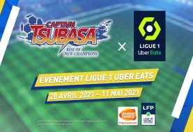 Captain Tsubasa: Rise of the New Champions - La Ligue 1 Uber Eats à l'honneur avec des maillots officiels