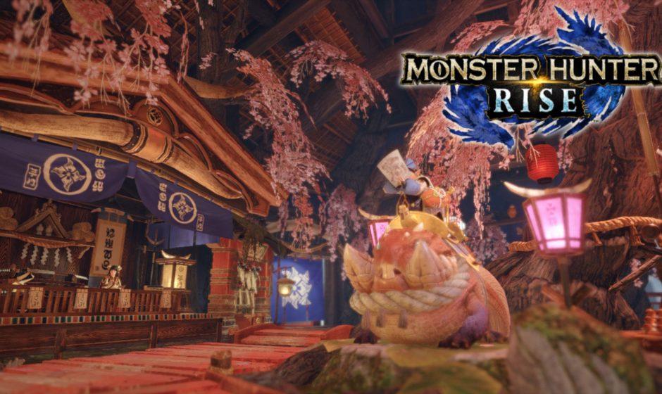 GUIDE I Monster Hunter Rise : Comment jouer en ligne, en coop ou avec des amis