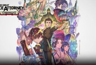 TEST   The Great Ace Attorney Chronicles - Justice rendue !