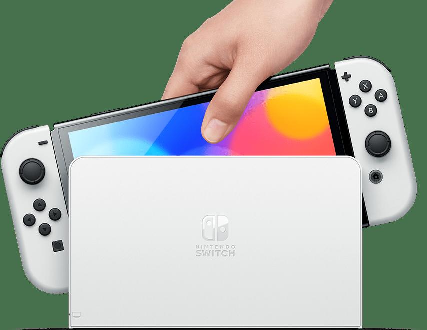 Nintendo Switch OLED : Un marketing manager de Nintendo conseille aux joueurs de rester sur la Switch actuelle si l'écran OLED ne les intéresse pas