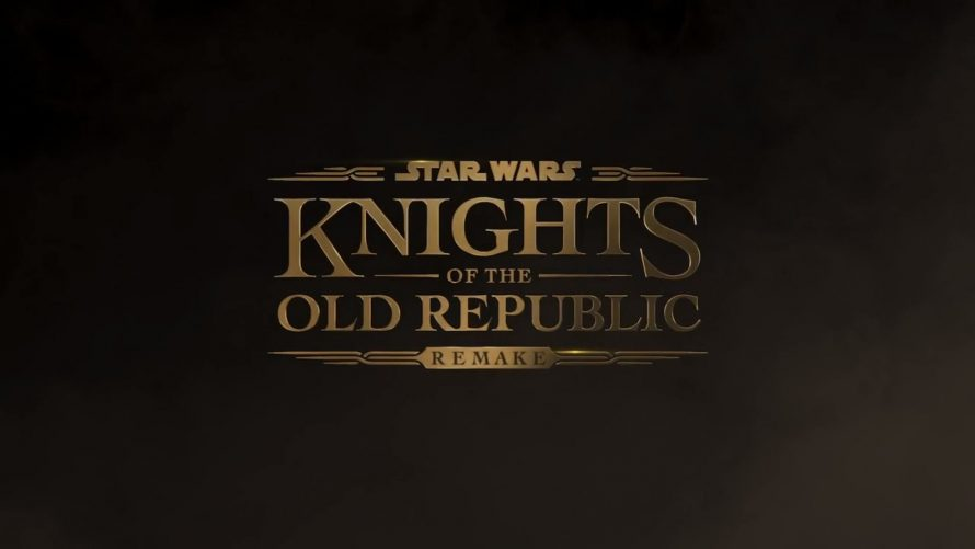 PLAYSTATION SHOWCASE   Le remake de Star Wars: Knights of the Old Republic enfin officialisé